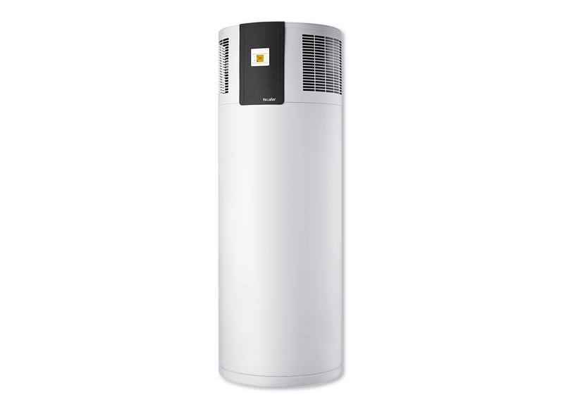Tta 300 Electronic Sol Warmwasser Warmepumpe Von Tecalor